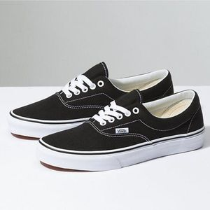 Women's Vans Era Black-White